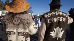 The Cowichan Sweater: B.C. Sweater Has National