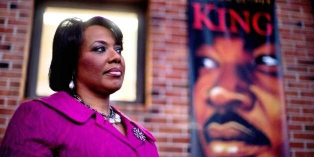 Bernice King At Truth And Reconciliation Commission: Martin Luther King Jr.'s Daughter To