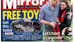 Now UK's Mirror Tabloid Accused Of Phone