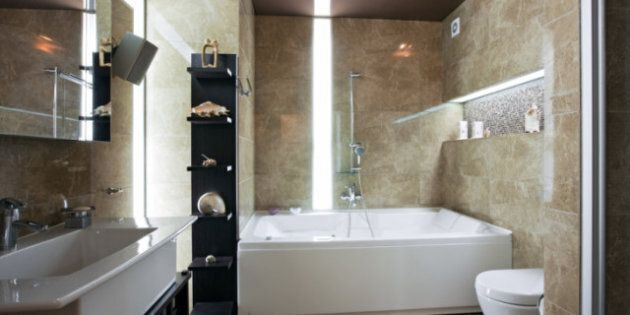 National Spring Cleaning Week 2012: 10 Tips For A Clean And Organized Bathroom