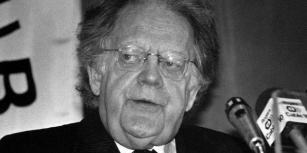 RCMP Spied On Literary Scholar Northrop Frye: Newly Released