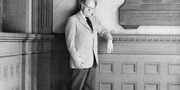 Northrop Frye: RCMP Spied On Literary Scholar, Newly Released Files