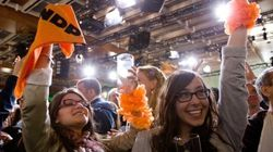 Record Turnout Prompts Change Of Venue For NDP