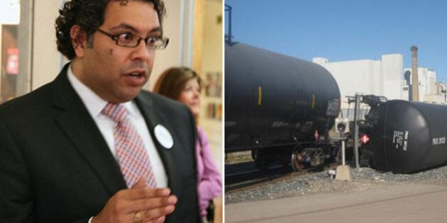 Nenshi Wants Answers Regarding Canadian Pacific
