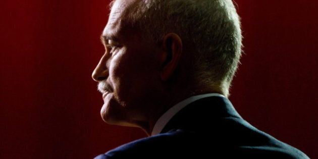 Jack Layton Cancer: NDP Leader Steps Down Temporarily To Fight New