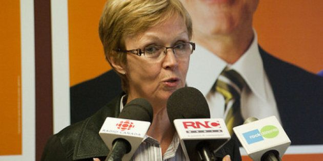 Nycole Turmel, Layton's Choice For NDP Leader, A Consummate Union