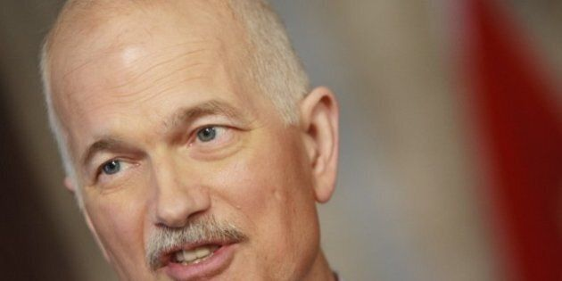 Jack Layton Cancer: Twitter Reacts To NDP Leader's