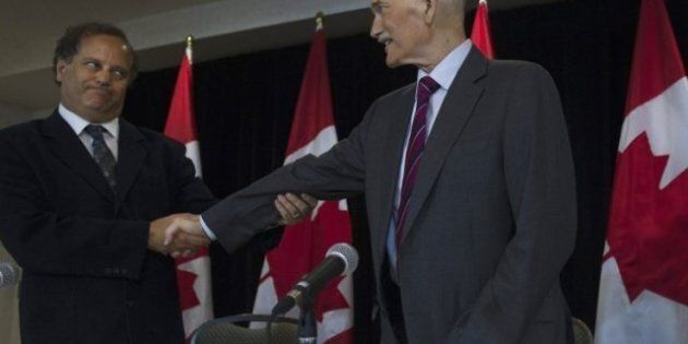 Jack Layton Cancer Fight: Canadians Of All Political Stripes