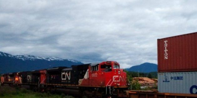 Canadian National Railway Q2 Report: Higher Revenues, Improved