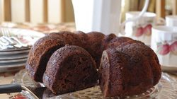 RECIPE: Double Chocolate Zucchini Bundt
