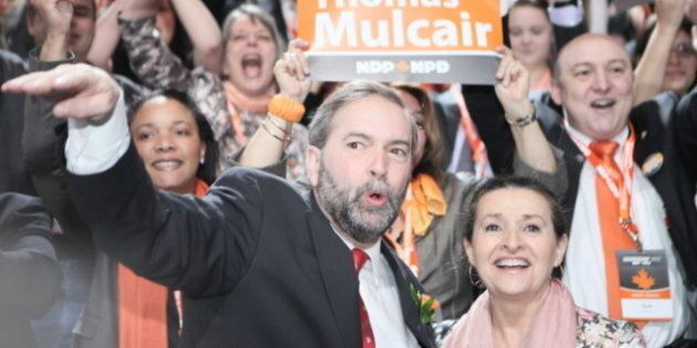 NDP Results: New Leader To Be Elected At Leadership Convention In