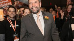Mulcair Rules Out Liberal