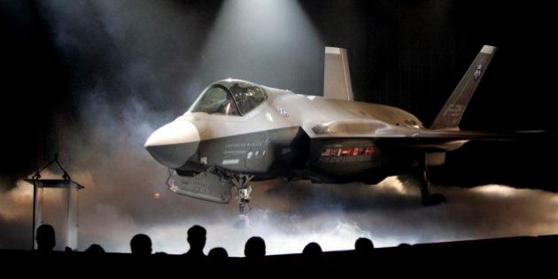 Lockheed Martin: F-35 Cancellation Would Mean Canada Out $10.5