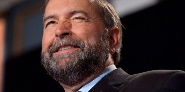 Tom Mulcair's Beard: Image Consultants Debate Whether NDP Leader Should