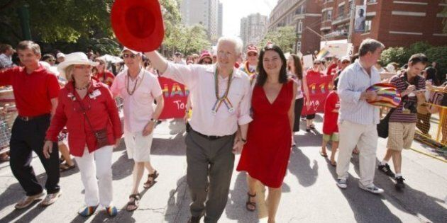 Bob Rae Goes Looking For 2.2 Million Missing Liberal Party