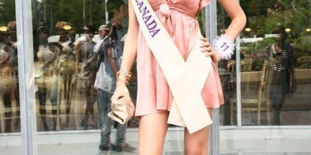 Transgender Miss Universe Canada Finalist Jenna Talackova Disqualified From