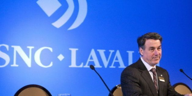 SNC-Lavalin CEO Quits: Pierre Duhaime Steps Down From