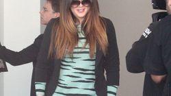 Khloe Kardashian Pant