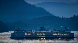 Big Subsidy To Keep B.C. Ferries