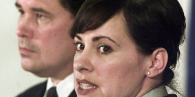 B.C. Mountie Sues Force For