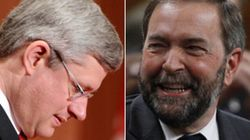 Poll Puts NDP Ahead Of