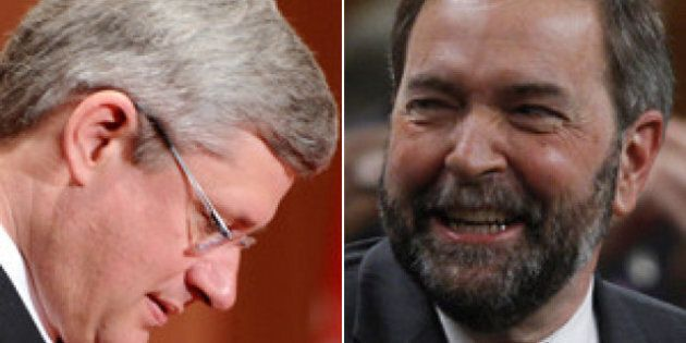 Poll Suggests NDP Making Gains At Expense Of