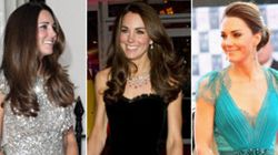 Kate Middleton's Most Glamorous