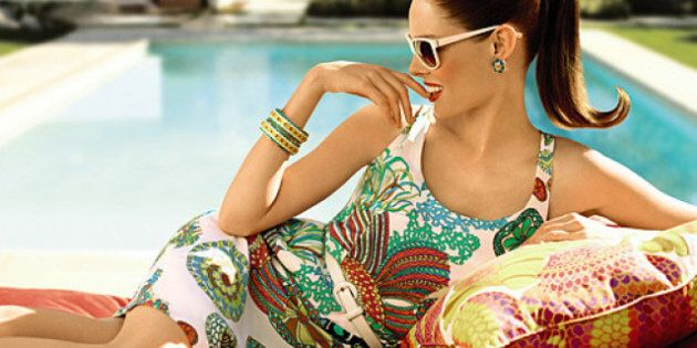 Trina Turk For Banana Republic: A Sneak Peek At The 'Palm Springs' Inspired Line