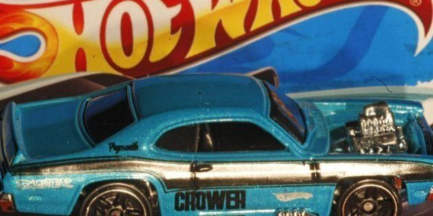 Blogger Aims To Trade Hot Wheels Racer For