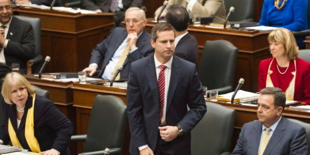 Sunshine List: Ontario NDP And Tories Say Public Sector Workers Hiding