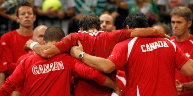 Davis Cup Semifinal: Tipsarevic Beats Pospisil, Ending Canada's