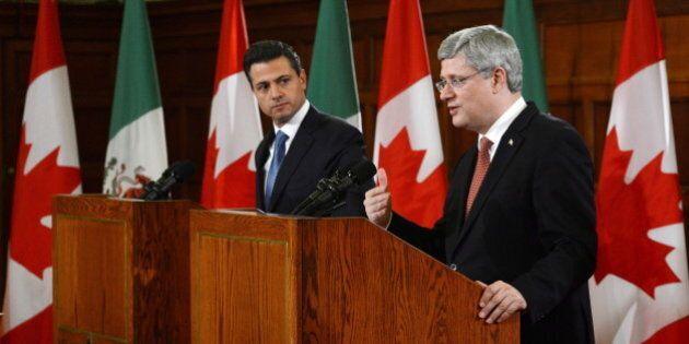 Mexico Mad At Canada Over Imposed Travel Visa: Ambassador Francisco