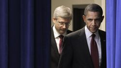 Harper Says Debt Crisis 'Very