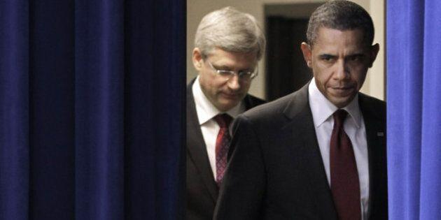 Stephen Harper On U.S. Debt Default Crisis: It's 'Very
