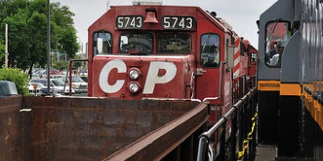 Canadian Pacific Profit Weakens On