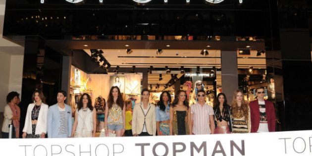 The Bay To Open Two New Topshop And Topman Canada Locations