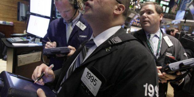 TSX, Dow Jones Plunge On US Debt Ceiling
