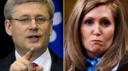 Harper Wants 'Frivolous' Guergis Lawsuit