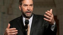 Mulcair Pitting West Against The Rest, Tories