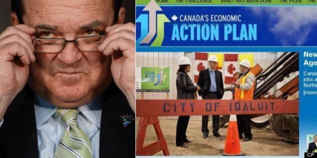 Economic Action Plan TV-Radio Ads Flopped, Poll