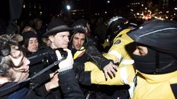 Protesters Claim Police Brutality At Occupy Toronto