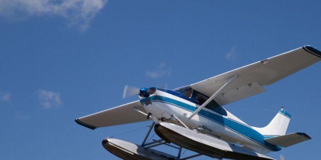 Float Plane Crash B.C.: Plane Crashes Near Kelowna,