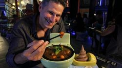 Eat From A Toilet Bowl, Get Served By Monkeys: Bob Blumer's