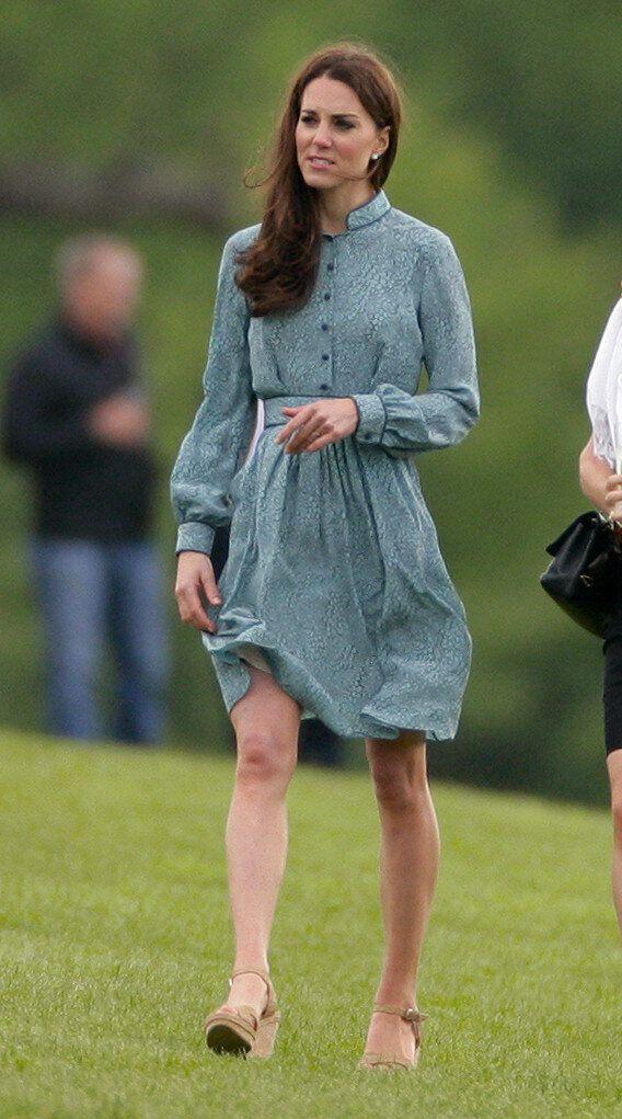 Guilt-Free Glamour: Get Kate Middleton's Springtime Look For Less