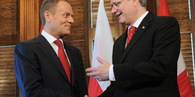 Canada And Poland Set To Expand Energy