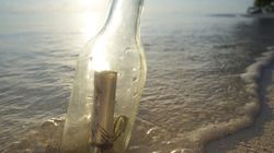 The Oldest Message In A Bottle