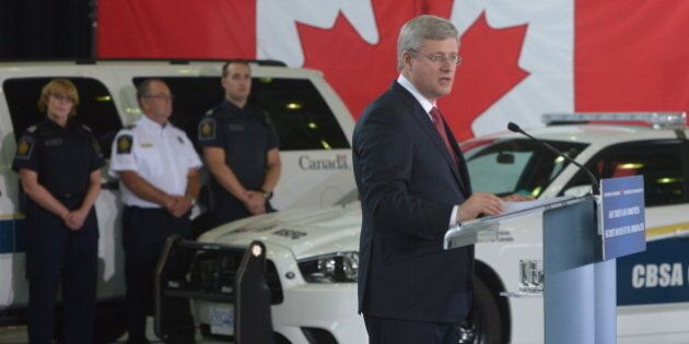 Harper: Sex Offenders Will Need To Notify Before Leaving