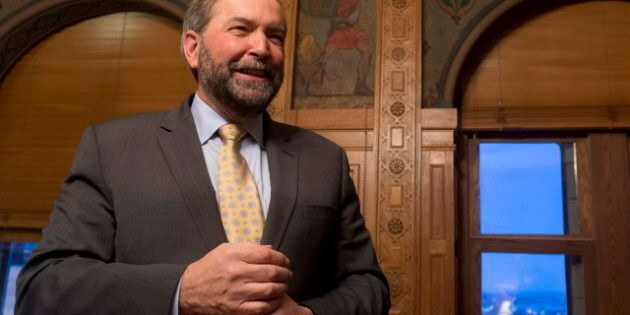 NDP's 'Virtual Question Period' To Hold Harper Government's Feet To