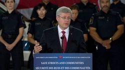 What Harper Had To Say About Quebec's Values