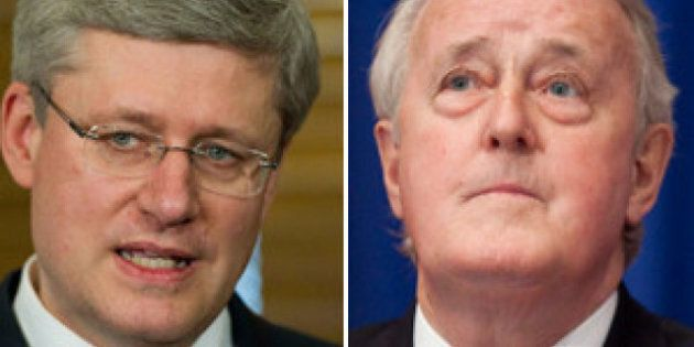 Rights And Democracy: Tories Killing Mulroney-Era